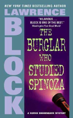 The Burglar Who Studied Spinoza (Paperback)