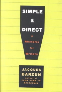 Simple & Direct (Paperback)