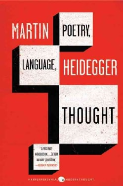 Poetry, Language, Thought (Paperback)