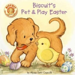 Biscuit's Pet & Play Easter (Board book)