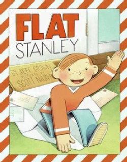 Flat Stanley (Hardcover)