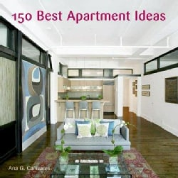 150 Best Apartment Ideas (Hardcover)