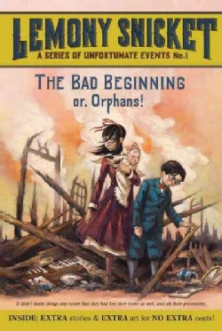 The Bad Beginning (Paperback)