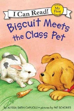Biscuit Meets the Class Pet (Paperback)