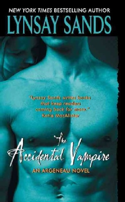 The Accidental Vampire: An Argeneau Novel (Paperback)