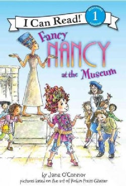 Fancy Nancy at the Museum (Hardcover)