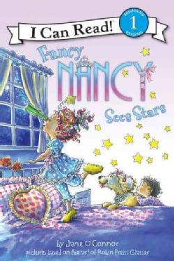 Fancy Nancy Sees Stars (Hardcover)