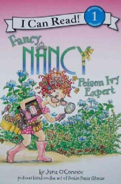 Fancy Nancy Poison Ivy Expert (Paperback)