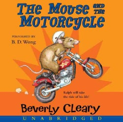 The Mouse and the Motorcycle (CD-Audio)