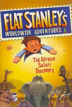 The African Safari Discovery (Hardcover)