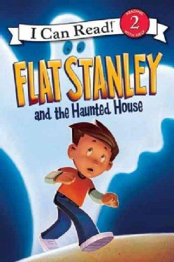 Flat Stanley and the Haunted House (Hardcover)
