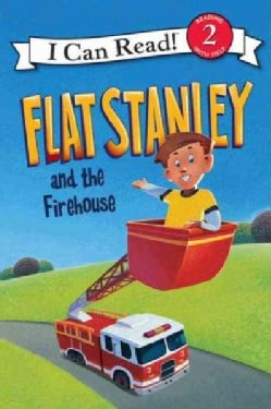 Flat Stanley and the Firehouse (Hardcover)