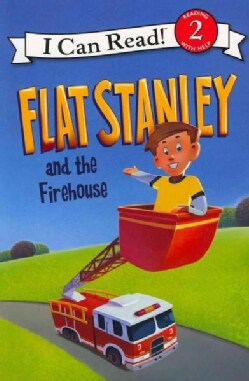 Flat Stanley and the Firehouse (Paperback)