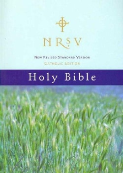 Holy Bible: New Revised Standard Version, Catholic Edition (Paperback)