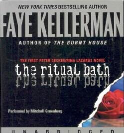 The Ritual Bath (CD-Audio)