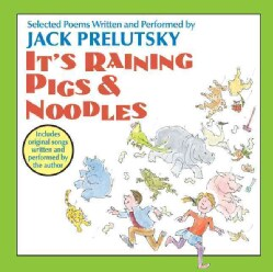 It's Raining Pigs and Noodles (CD-Audio)