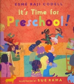 It's Time for Preschool! (Hardcover)