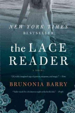 The Lace Reader (Paperback)