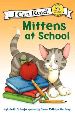 Mittens at School (Paperback)