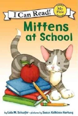 Mittens at School (Hardcover)