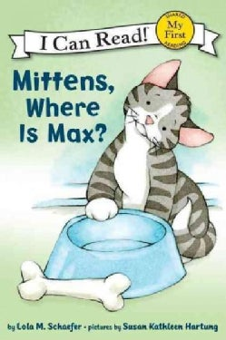 Mittens, Where Is Max? (Paperback)