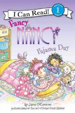 Fancy Nancy Pajama Day (Paperback)