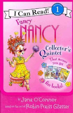 Fancy Nancy Collector's Quintet: At the Museum / and the Boy from Paris / Poison Ivy Expert / the Dazzling Book R... (Paperback)