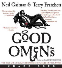 Good Omens: The Nice and Accurate Prophecies of Agnes Nutter, Witch (CD-Audio)