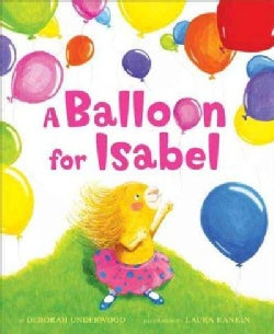 A Balloon for Isabel (Hardcover)