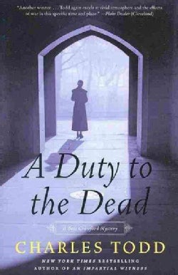 A Duty to the Dead (Paperback)