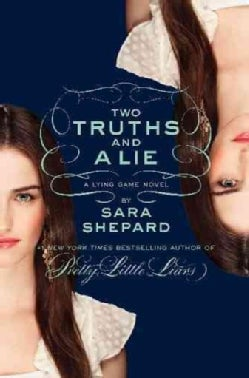 Two Truths and a Lie (Hardcover)