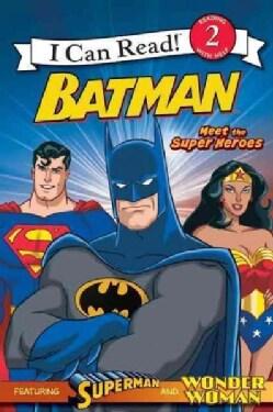Meet the Super Heroes (Paperback)