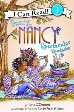 Fancy Nancy Spectacular Spectacles (Paperback)