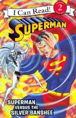 Superman Versus the Silver Banshee (Paperback)