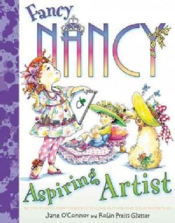 Fancy Nancy Aspiring Artist (Hardcover)