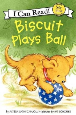 Biscuit Plays Ball (Hardcover)