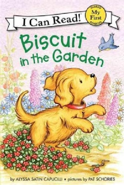 Biscuit in the Garden (Paperback)