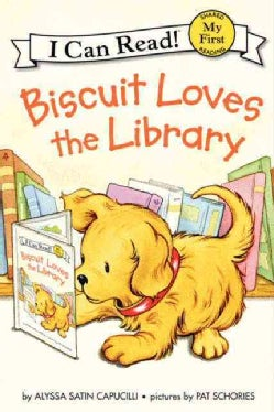 Biscuit Loves the Library (Hardcover)