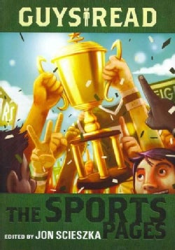 Guys Read: The Sports Pages (Hardcover)