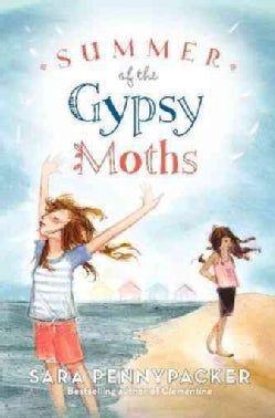 Summer of the Gypsy Moths (Hardcover)