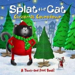 Splat the Cat Christmas Countdown (Board book)