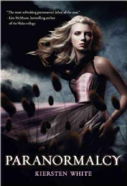 Paranormalcy (Hardcover)