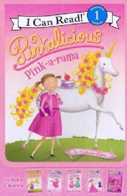 Pinkalicious: Pink-a-Rama (Paperback)