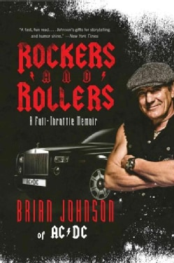 Rockers and Rollers: A Full-Throttle Memoir (Paperback)