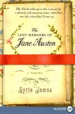The Lost Memoirs of Jane Austen (Paperback)