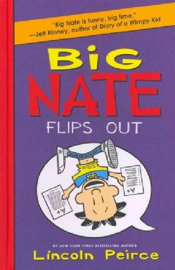 Big Nate Flips Out (Hardcover)