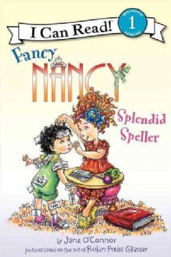 Fancy Nancy Splendid Speller (Hardcover)