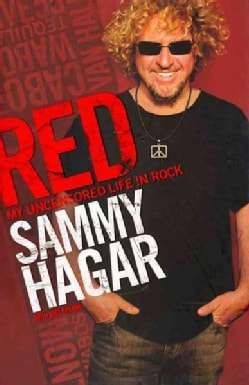 Red: My Uncensored Life in Rock (Hardcover)