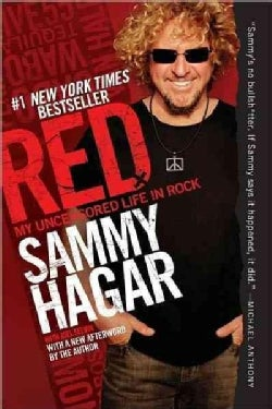 Red: My Uncensored Life in Rock (Paperback)