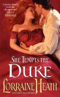 She Tempts The Duke (Paperback)